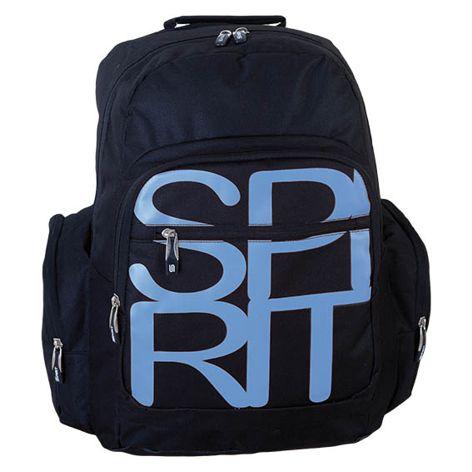 Ученическа раница Spirit-Черно/синьо