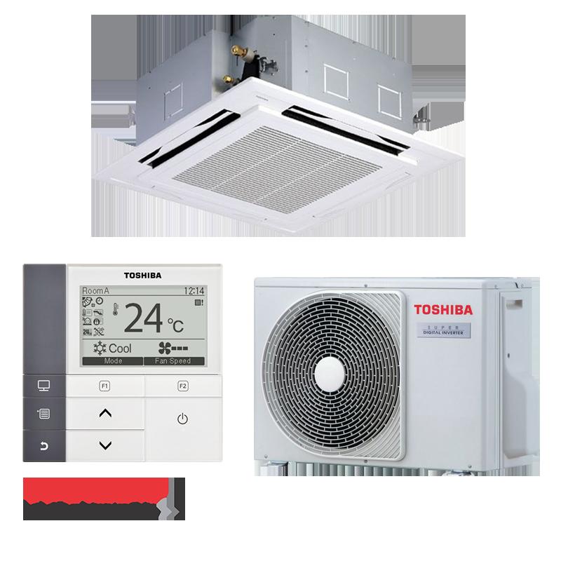 Касетъчен климатик Toshiba RAV-SM804UTP-E / RAV-SM804АTP-E