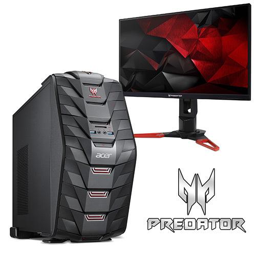 Acer PREDATOR G6-710 + Monitor Acer Predator XB271