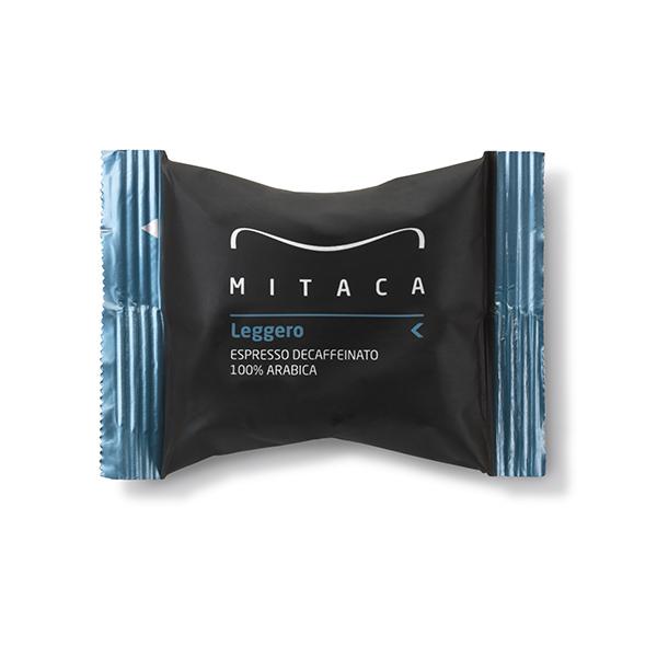 Кафе капсула Mitaca Leggero Espresso Decaffeinato