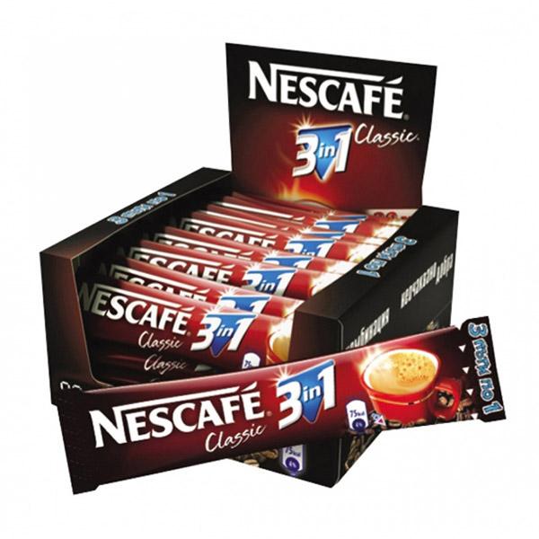 Нескафе Nescafe 3 in 1