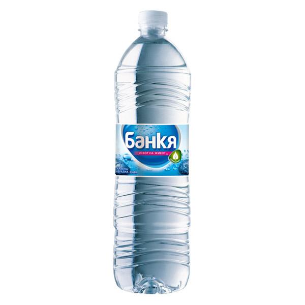 Вода Банкя 1.5