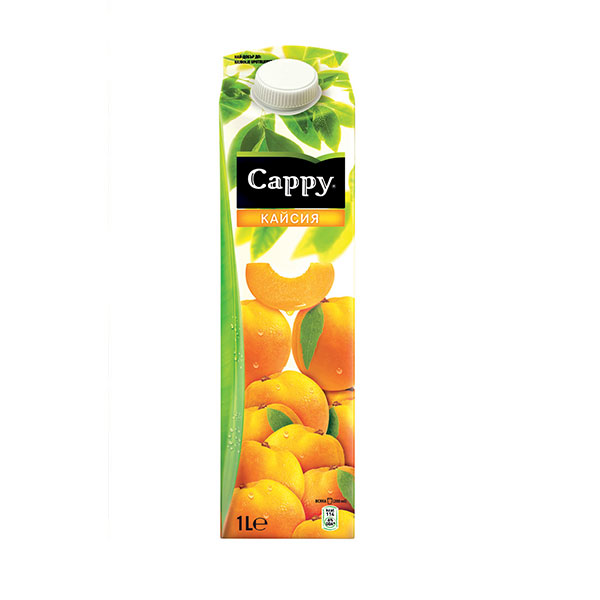 Сок Cappy Кайсия
