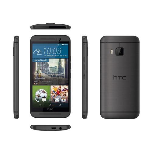HTC One M9 Gray Aluminium body