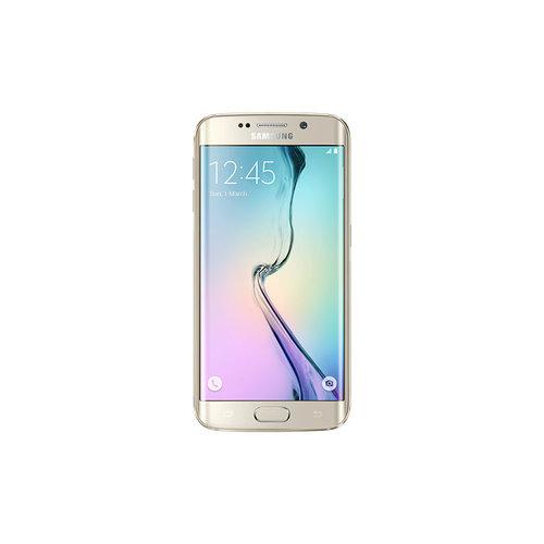 Smartphone Samsung SM-G925F GALAXY S6 Edge 32GB, Gold Platinum