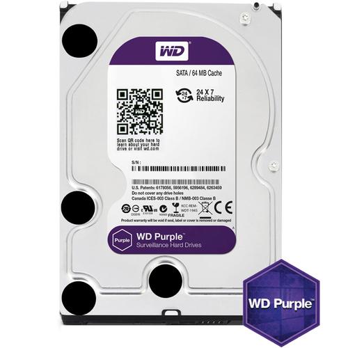 HDD 6TB SATAIII WD Purple
