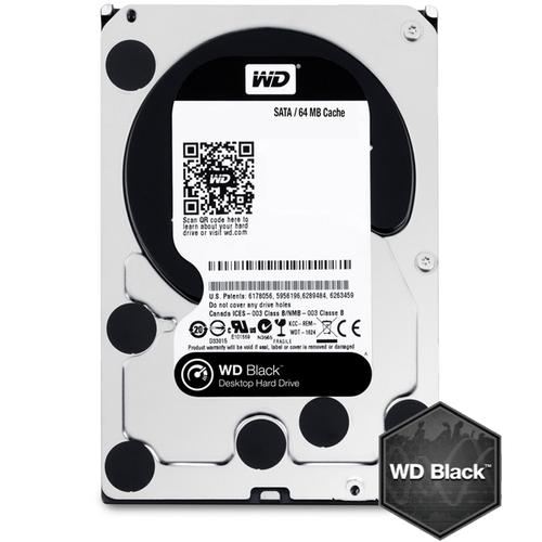 """HDD 2TB WD Black 3.5"""" SATAIII 64MB"""
