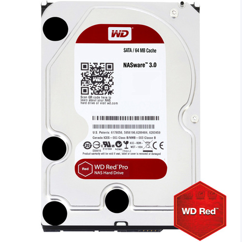 HDD 3TB SATAIII WD Red
