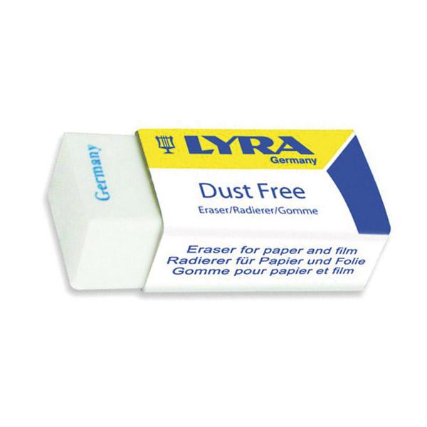 Гума Lyra-Правоъгълна, за молив 59x21x11 mm