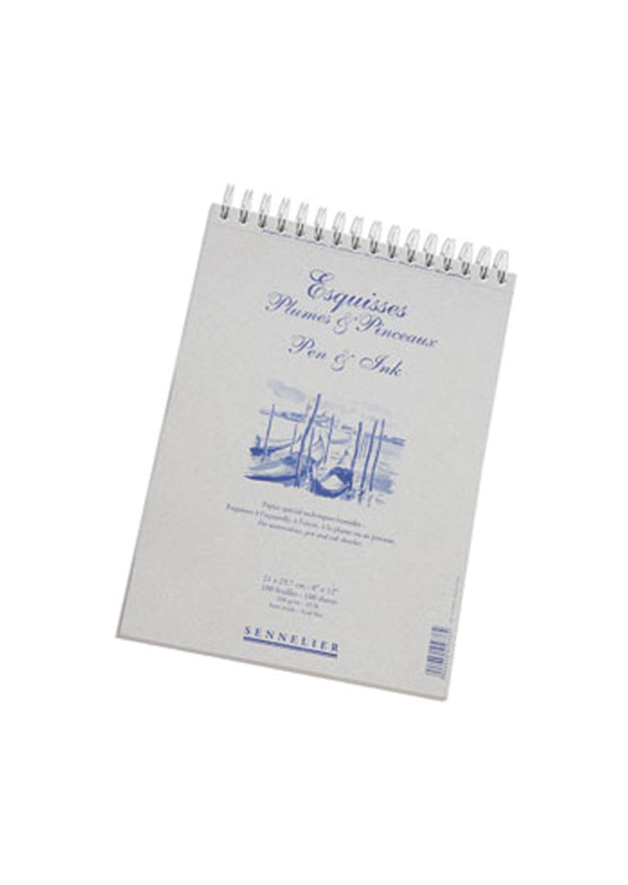 Скицник - Спирала B3 Двулицев картон